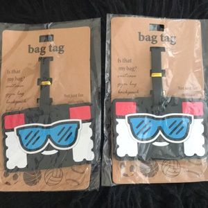 Musubi Bag Tags